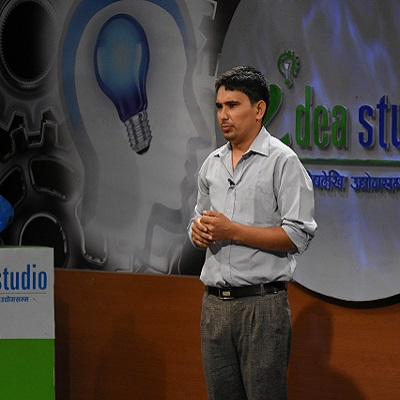 keshav prasad acharya dairy ice cream scale up idea studio