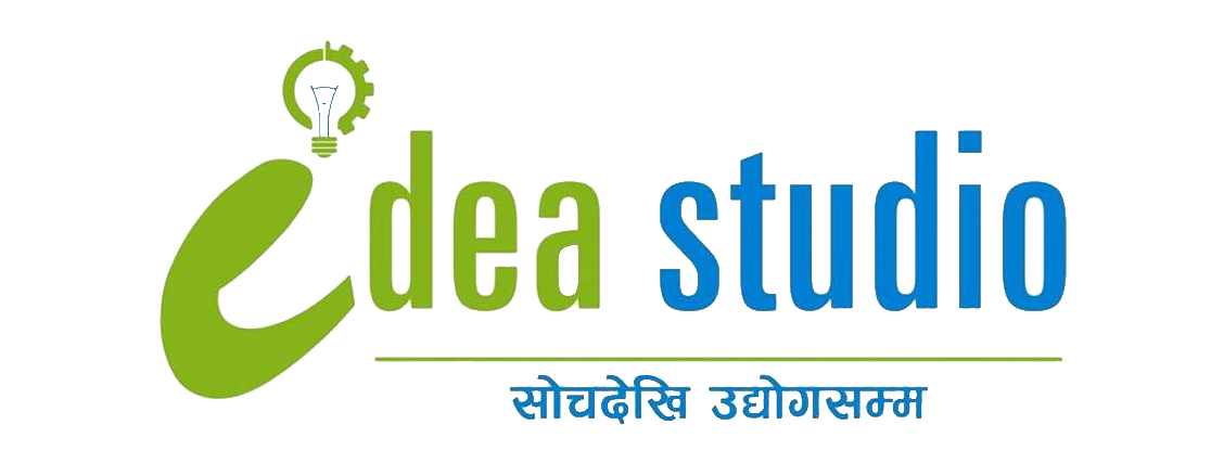 idea studio nepal logo