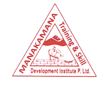 logo manakamana training and skill development institute brand champion idea studio nepal