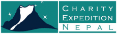charity expedition nepal brand champion idea studio