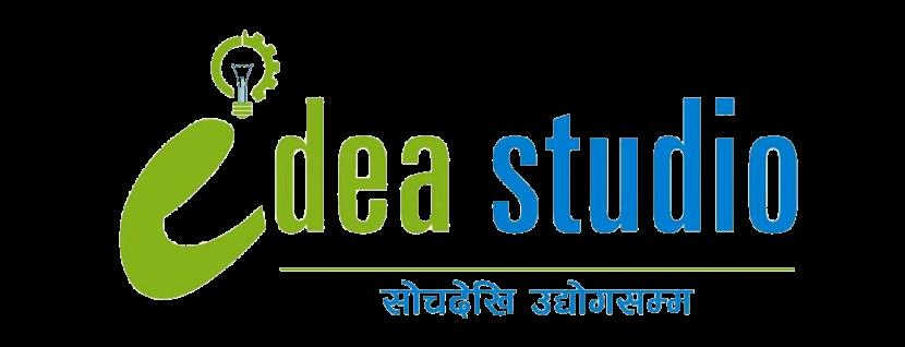 idea studio nepal logo