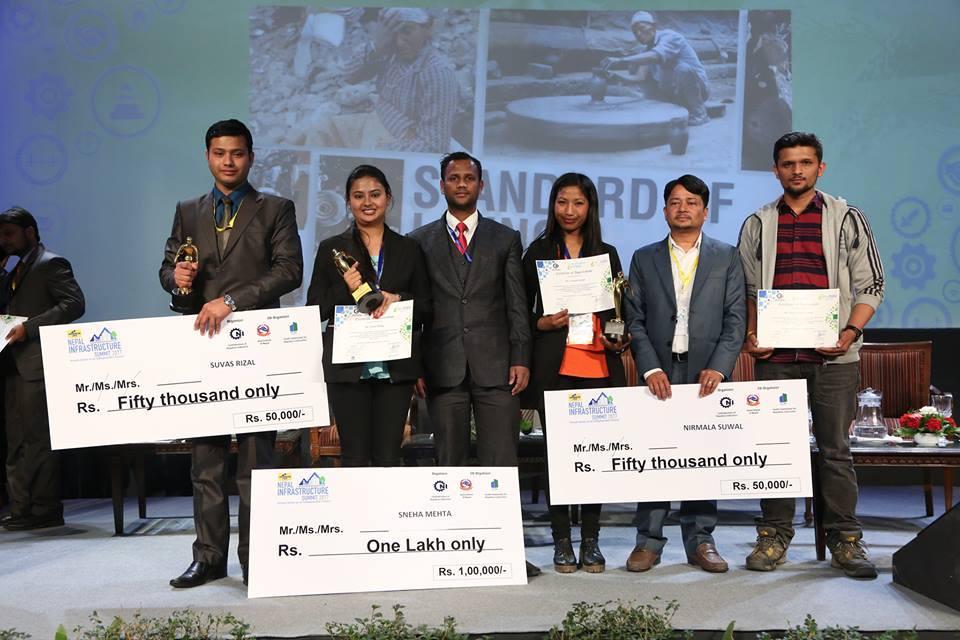 winner infrastructure idea hunt idea studio nepal