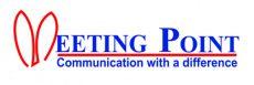 Meeting Point Logo core partner idea studio nepal