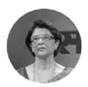 rita bhandari president fwean idea studio business guru panelist